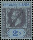 Stamp Leeward Islands Catalog number: 73