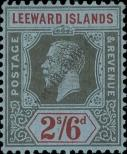 Stamp Leeward Islands Catalog number: 74