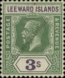 Stamp Leeward Islands Catalog number: 75