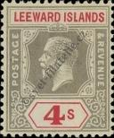 Stamp Leeward Islands Catalog number: 76
