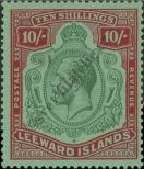 Stamp Leeward Islands Catalog number: 78