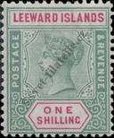 Stamp Leeward Islands Catalog number: 7