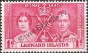 Stamp Leeward Islands Catalog number: 84