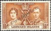 Stamp Leeward Islands Catalog number: 85