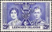 Stamp Leeward Islands Catalog number: 86