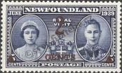 Stamp Newfoundland Catalog number: 237
