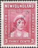 Stamp Newfoundland Catalog number: 233