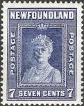 Stamp Newfoundland Catalog number: 235