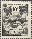Stamp Guadeloupe Catalog number: 41