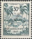Stamp Guadeloupe Catalog number: 42