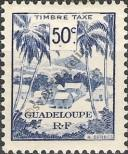 Stamp Guadeloupe Catalog number: 43
