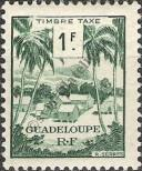 Stamp Guadeloupe Catalog number: 44