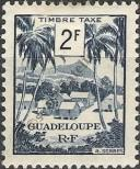 Stamp Guadeloupe Catalog number: 45