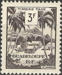 Stamp Guadeloupe Catalog number: 46