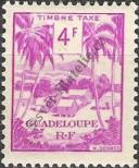 Stamp Guadeloupe Catalog number: 47