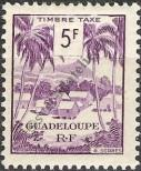 Stamp Guadeloupe Catalog number: 48
