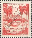 Stamp Guadeloupe Catalog number: 49