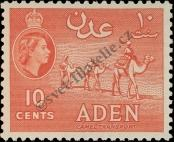 Stamp Aden Catalog number: 50