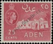 Stamp Aden Catalog number: 52