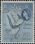 Stamp Aden Catalog number: 54