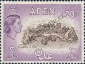 Stamp Aden Catalog number: 60