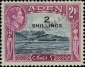Stamp Aden Catalog number: 45