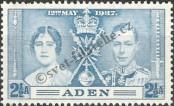 Stamp Aden Catalog number: 14