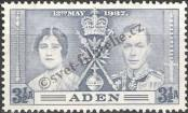 Stamp Aden Catalog number: 15