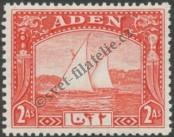 Stamp Aden Catalog number: 4