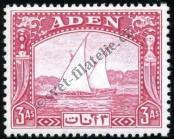 Stamp Aden Catalog number: 6