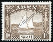 Stamp Aden Catalog number: 9