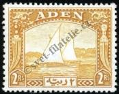 Stamp Aden Catalog number: 10