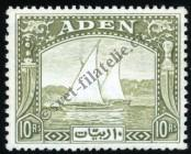Stamp Aden Catalog number: 12