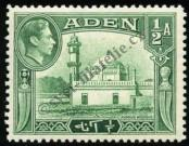 Stamp Aden Catalog number: 16