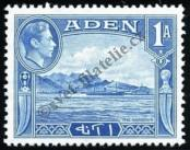 Stamp Aden Catalog number: 18
