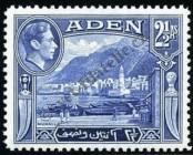 Stamp Aden Catalog number: 21