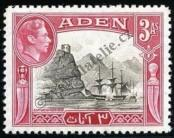 Stamp Aden Catalog number: 22