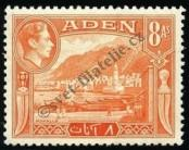 Stamp Aden Catalog number: 23