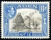 Stamp Aden Catalog number: 24