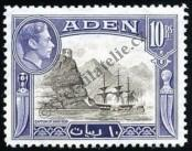 Stamp Aden Catalog number: 28
