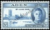 Stamp Aden Catalog number: 30