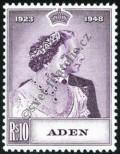 Stamp Aden Catalog number: 32