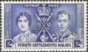 Stamp Straits Settlements Catalog number: 209