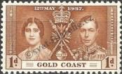 Stamp Gold Coast Catalog number: 102