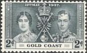 Stamp Gold Coast Catalog number: 103