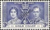 Stamp Gold Coast Catalog number: 104