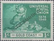 Stamp Gold Coast Catalog number: 137