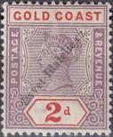 Stamp Gold Coast Catalog number: 24