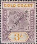 Stamp Gold Coast Catalog number: 26