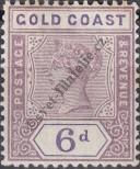 Stamp Gold Coast Catalog number: 27